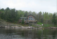 French River Waterfront Home/Cottage French River Ont