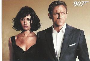 2015 James Bond Quantum of Solace  Card Set (90 cards)