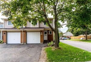 ***Lovely 3 bedroom end unit townhome! Lots of updates!