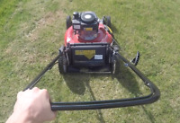 18 Year Old Lawn Care