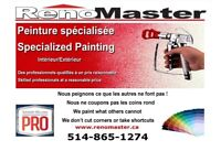 Experienced painter needed