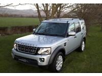 DECEMBER 2015 '65' LAND ROVER DISCOVERY 4 SDV6 [255] SE 4x4 COMMERCIAL.