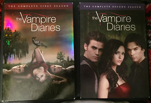 Vampire Diaries - Complete Season 1 & 2 London Ontario image 1
