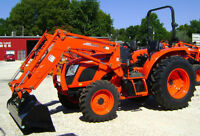 Kioti RX6620 Tractor and Loader