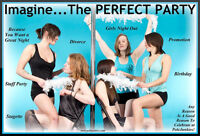 Book Your Party/Event at PoleJunkies!