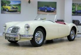 image for 1957 MGA 1500 MK1 Roadster 5 Speed Manual - Exceptional Fully Restored Example