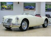 1957 MGA 1500 MK1 Roadster 5 Speed Manual - Exceptional Fully Restored Example