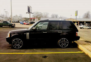 2007 Range Rover with only 1555 km