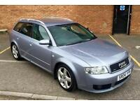 2004 04 Audi A4 1.9 Tdi Sport GMBH Quattro AWD 4WD Estate Diesel 6 Speed Manual