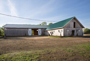 Looking for farm near Montreal ? revenue potential or private