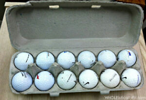 Golf balls for sale  $3.50 per dozen