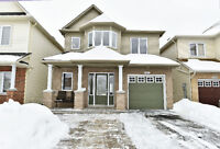 Detached 2 Storey, 3 Bed, 3 Bath Home in Avalon!