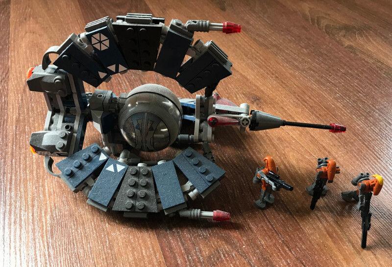 Starwars Lego 8086 Toys Games Owen Sound Kijiji