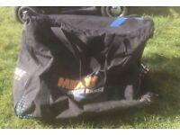 Middy Mega Match Range 125l Carryall - Fishing Carryall Tackle Bag