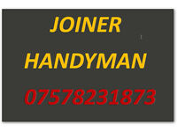 Experienced Joiner Handyman