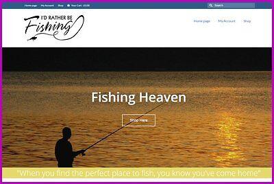 Fishingangling Website775.20 A Salefree Domainfree Hostingfree Traffic
