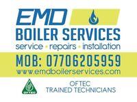 EMD boiler services
