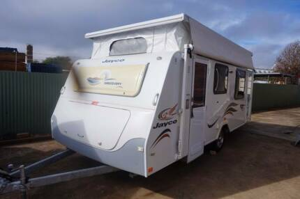 2008 Jayco Discovery PopTop 17ft Harristown Toowoomba City Preview