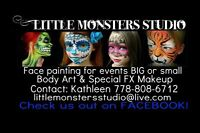 Professional face painting & body art-big or small events!