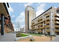 BRAND NEW! Stunning 2 bed/2bath in Surrey Quays. Furnished. Balcony. 14th Floor. GYM/CONCIERGE.