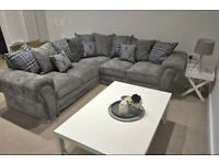 -- NEW MAY ENDING SALE -- VERONA CORNER SOFA OR 3+2 SOFA SET AVAILABLE NOW IN STOCK