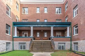 One Bedroom Suite in the West End at 519 Burnell Street
