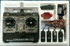 Sanwa Vanguard FM 6 Channel Radio Control