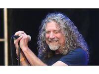 ROBERT PLANT X 1 FOR PERTH (STANDING)