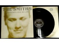 The Smiths ‎– Strangeways, Here We Come, VG, released on Rough Trade in 1987, 80s Indie Vinyl Record