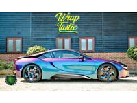 Car Wraps ~ Vehicle Graphics ~ Window Tints ~ Signage ~ Vehicle Livery ~ Car Wrapping ~