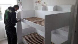 Flat Pack Furniture/Handyman/Painting and Decorating/Laminate Flooring/Plumbing/Tiling/Carpentry