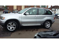 2002 SILVER BMW X5...NICE AND CLEAN ONLY 3395..