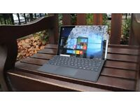 Microsoft surface pro 4. 128GB. 1 MONTH OLD