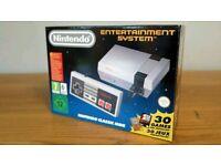 Nintendo Mini (NES) 30 Built in games BRAND NEW