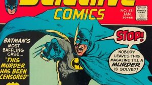 Looking for your comic book collections!