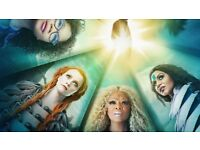 A Wrinkle in Time full movie watch and download