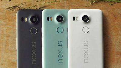 Nexus 5X H790 - 16GB - Black Blue White (Unlocked) Smartphone A