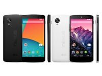 LG Nexus 5 - 16GB - (Unlocked) Smartphone