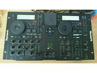 Numark CD mix Bluetooth DJ Console in good condition