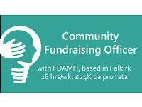Community Fundraising Officer at FDAMH - Make Great Things Happen