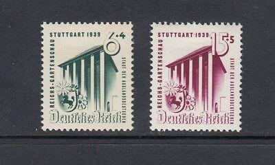 Deutsches Reich Mi-Nr. 692-693 postfrisch **