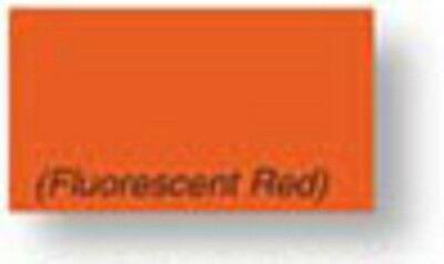 Monarch 1131 Red Fg-132 Price Gun Labels 16 Rolls