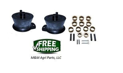 Seat Springs Bushing Kit Case 200 210 300 301 310 400 410 420 500 600 630 640