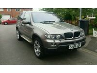 2006 BMW X5 3.0 DIESEL SPORT , AUTO , SAT NAV , TV , LEATHER , ECT , ECT