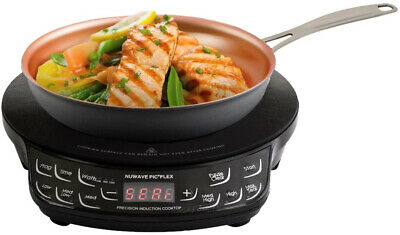 pic flex induction cooktop hot plate 1300w