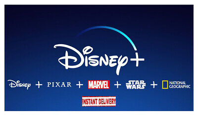Disney Plus Access | 1 Year Warranty | Subscription Account | Delivery (30s)