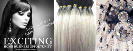 Weft, Micro Rings, Keratin, Tape Extensions Training Course 6 Met