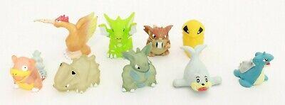 Pokemon Kids Finger Puppet/ Misc Toys Lot of 18 Bandai NINTENDO