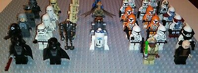 LEGO Star Wars Minifigures (Played/Sealed) YOU PICK