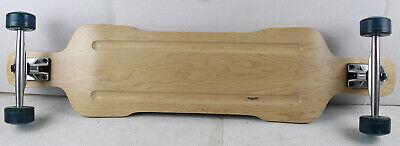 "BLEM Longboard Blank Natural Complete 9"" x 40"""